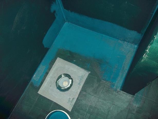 Liquid Membrane Shower Pan 100 0809 Jpg