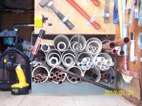Truck Organization Again Plumbing Zone Professional Plumbers Forum