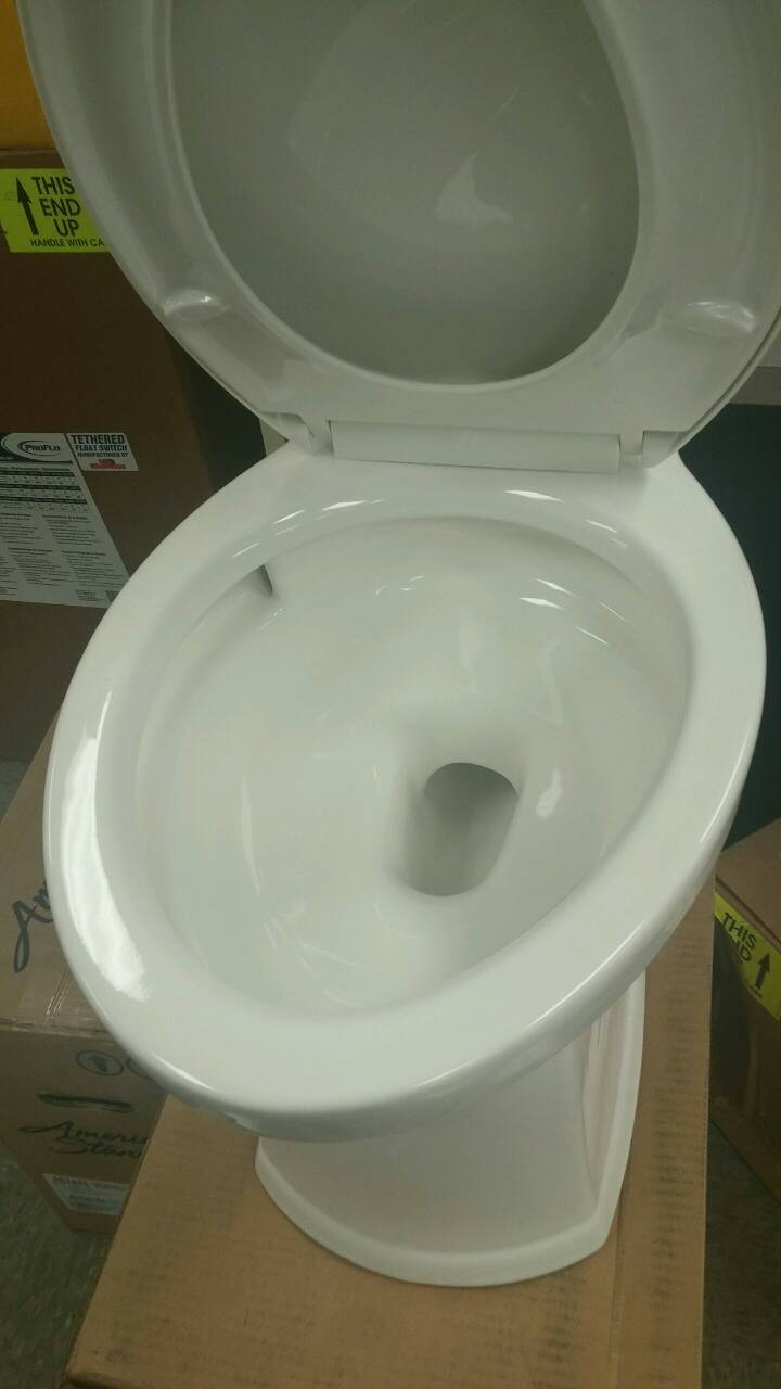 American Standard VorMax Toilet - Page 2 - Plumbing Zone ...