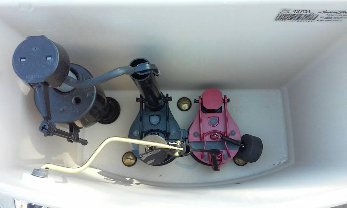 American Standard Vormax Toilets Plumbing Zone