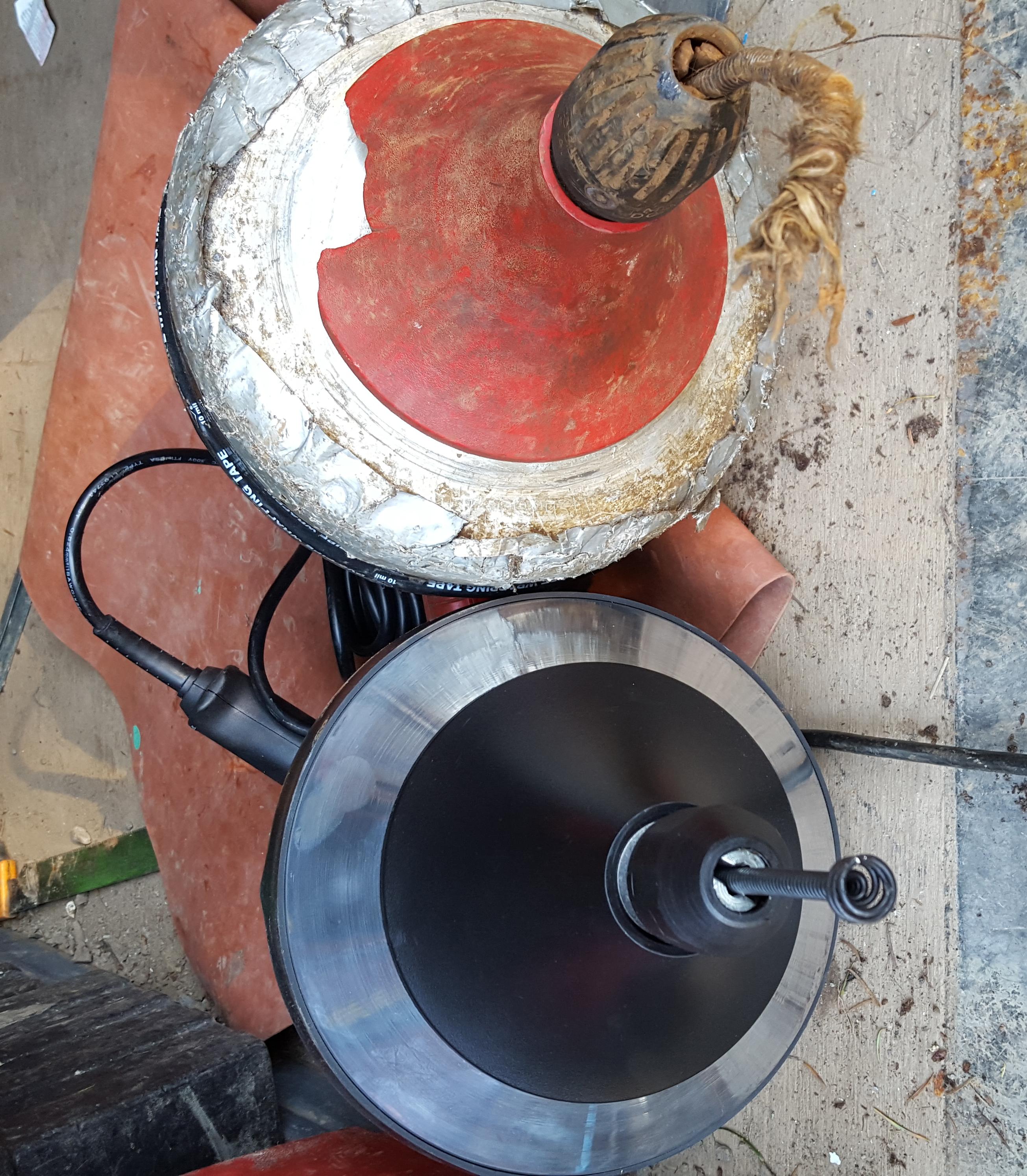 New sink snake Plumbing Zone Professional Plumbers Forum