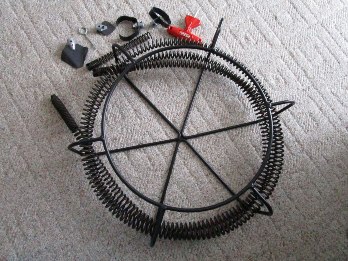 """Ridgid 7/8"""" Sectional Cables...-7788.jpg"""