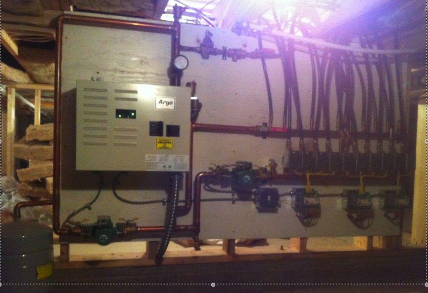 Electric argo boiler - Plumbing Zone - Professional Plumbers Forum