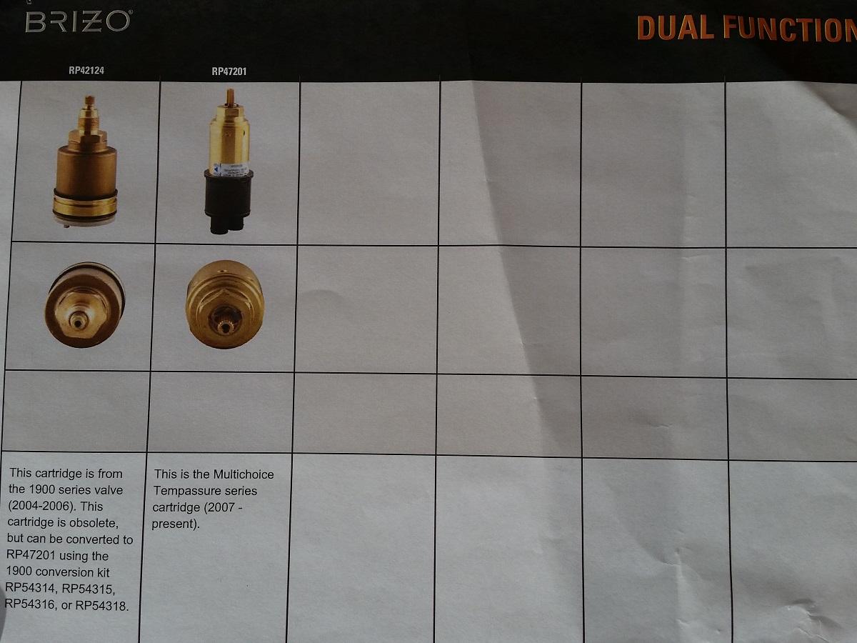 Delta Faucet Parts Conundrum Plumbing Zone Professional Plumbers Forum
