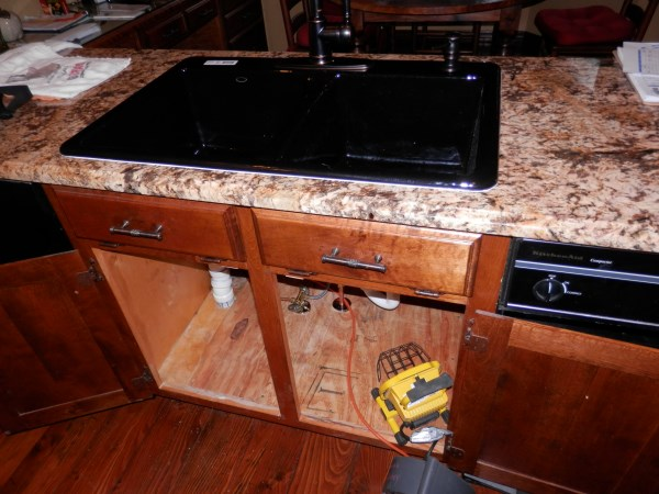 How To Remove Cast Iron Kitchen Sink On Tile French Fern V