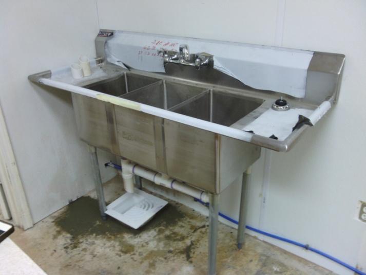 Kitchen Sink Waste