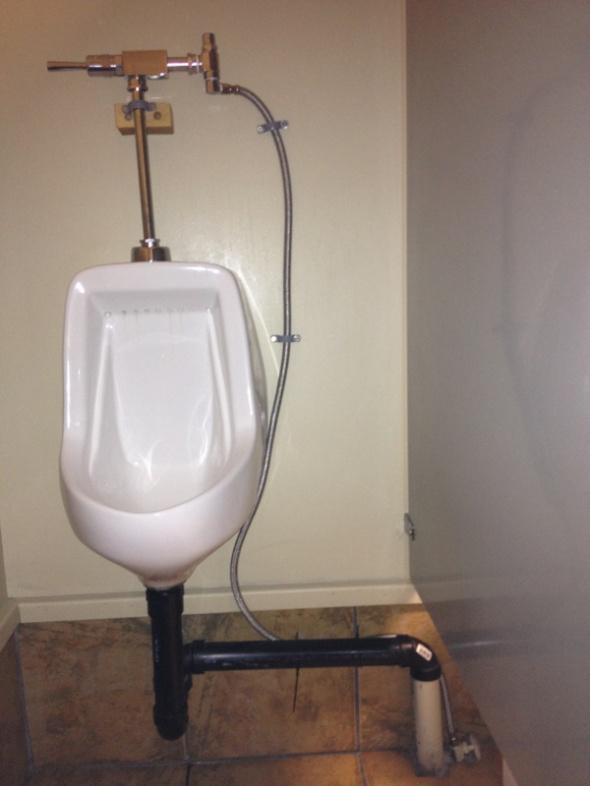My Best Urinal Install Yet Image 2063984909 Jpg