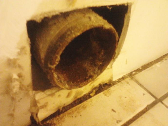 Toilet floor mount back outlet flange plumbing zone