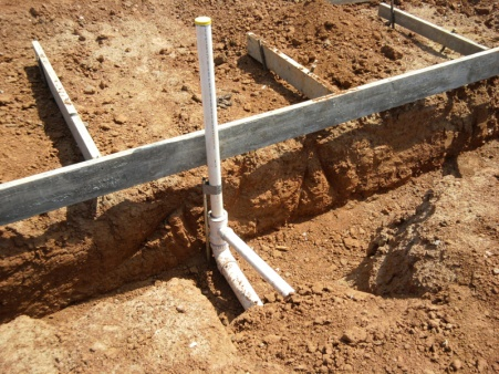 Ground on a Monolithic Pour - Plumbing Zone - Professional ...