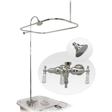 Clawfoot Tub Shower Valve Plumbing Zone Professional Plumbers Forum