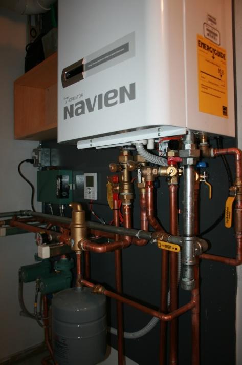 Navien Combi Boilers Page 3 Plumbing Zone