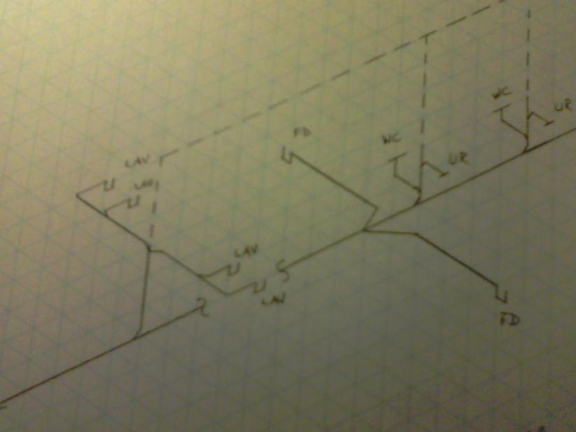 Isometric Drawing Help Plumbing Zone Professional Plumbers Forum