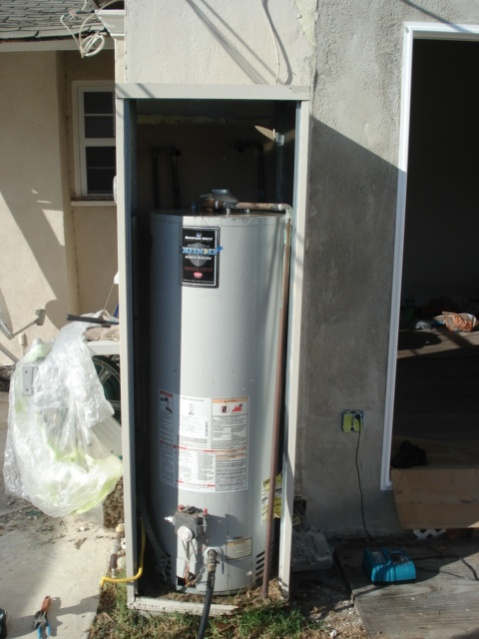 Noritz Tankless Water Heater Propress Installation