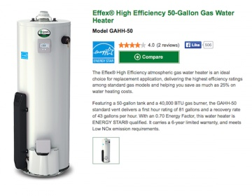 Bought my first Rheem water heater from Home Depot Page 5