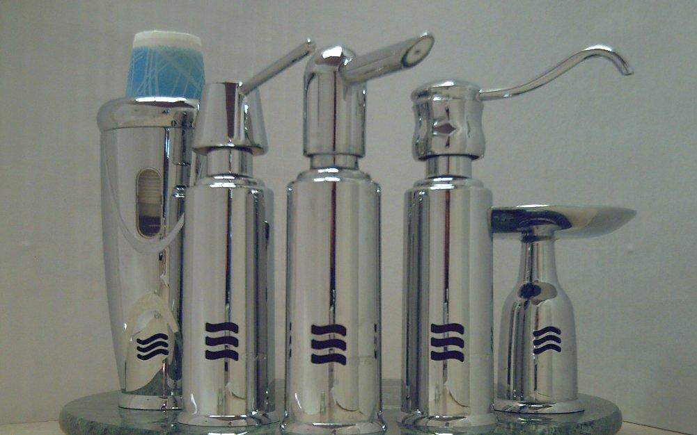 Air Gap Soap Dispenser Soap Dish Or Even A Paper Cup