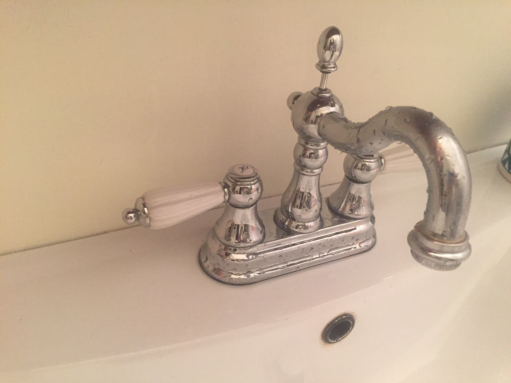 Identify shower faucet brand - help! - Plumbing Zone - Professional ...