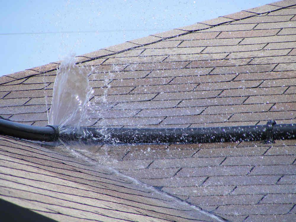 Pvc Pipe On Solar Pool Heaters Plumbing Zone