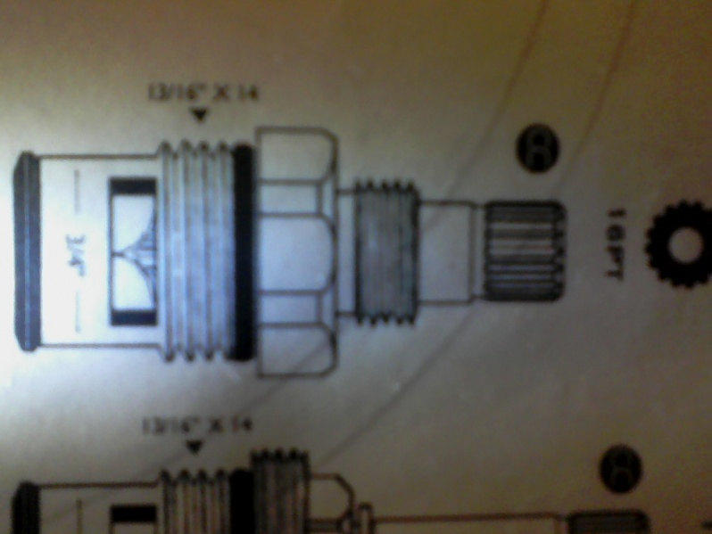 Where can a I find a stem/cartridge like this? - Page 2 - Plumbing ...