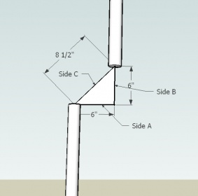 45 Rolling Offset Formula Plumbing Zone